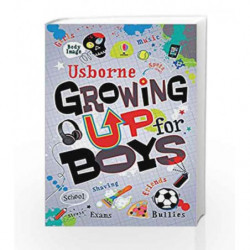 Growing up for Boys by Alex Frith Book-9781409534723