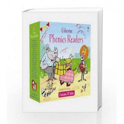Usborne Phonics Readers by NA Book-9781474920483