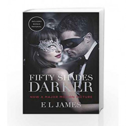 Fifty Shades Darker (Film Tie-In) by E.L. James Book-9781784756857