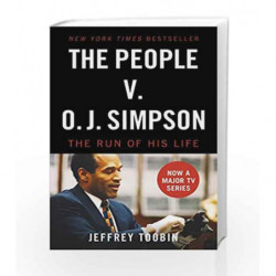 The People V.O.J. Simpson by Jeffrey Toobin Book-9781784755867