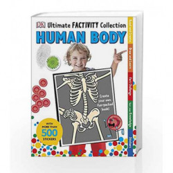 Ultimate Factivity Collection Human Body (Dk Ultimate Factivity Collectn) by DK Book-9780241231005