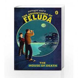 The Adventures of Feluda: The House of Death by Satyajit Ray/Gopa Majumdar (Tr.) Book-9780143334491