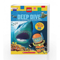 Lego Nonfiction: Deep Dive by Lego Book-9789386106865