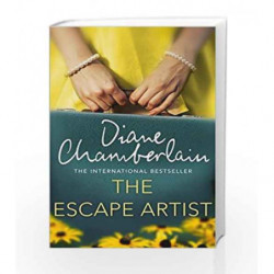 The Escape Artist by Diane Chamberlain Book-9781447256731