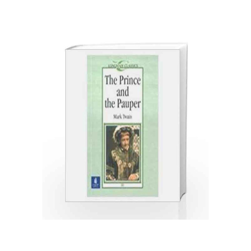 LC: The Prince and the Pauper by Mark Twain Book-9788177586626