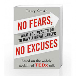 No Fears, No Excuses by SMITH LARRY Book-9781847941695