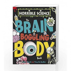 The Brain-Boggling Body Book (Horrible Science) by Nick Arnold Book-9781407162096
