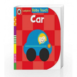 Baby Touch: Car by Ladybird Book-9780241209578