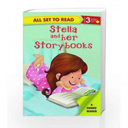Stella and her Story Books: Phonic Reader by Brian P. Cleary Book-9789385273858