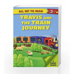 Travis and the Brain Journey: Phonic Reader by NA Book-9789385273896