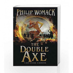 The Double Axe (Blood & Fire 1) by Philip Womack Book-9781846883903