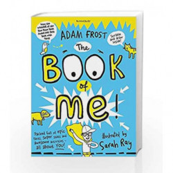 The Book of Me by Adam Frost Book-9781408876817