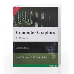 Computer Graphics, C Version, 2e by Hearn Book-9788177587654