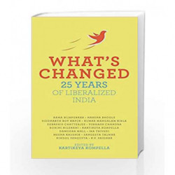 What's Changed by Kartik Kompella Book-9788184007022