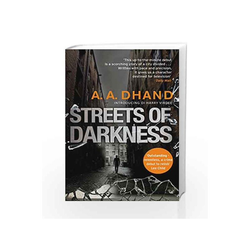 Streets of Darkness (D.I. Harry Virdee) by A. A. Dhand Book-9780552172783