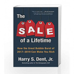 The Sale of a Lifetime by Harry S. Dent Book-9780735217744