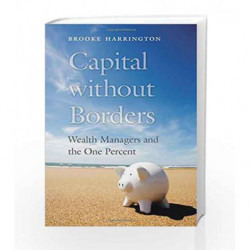 Capital without Borders by Brooke Harrington Book-9780674743809