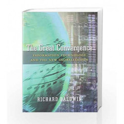 The Great Convergence by Richard Baldwin Book-9780674660489