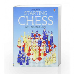 Starting Chess (Usborne First Skills) by Harriet Castor Book-9780746048306