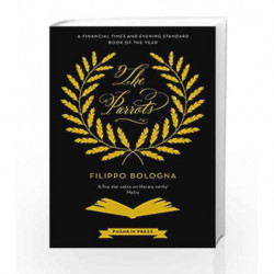 The Parrots by Filippo Bologna Book-9781782270393
