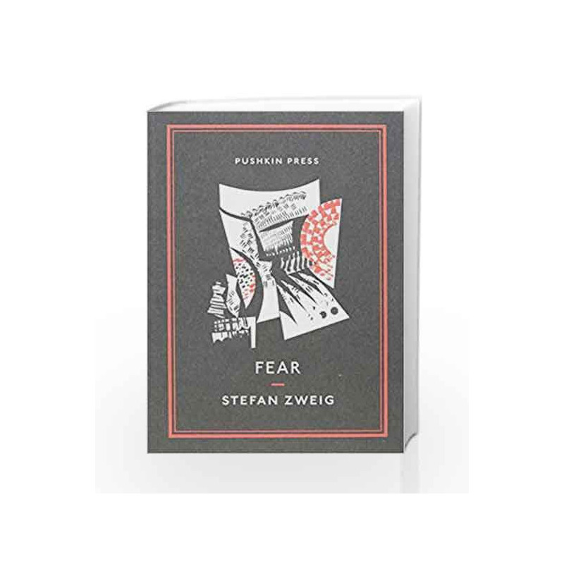 Fear (Pushkin Collection) by Stefan Zweig Book-9781906548186