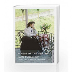 A Nest of the Gentry (Alma Evergreen Classics) by Turgenev, Ivan Book-9781847495907