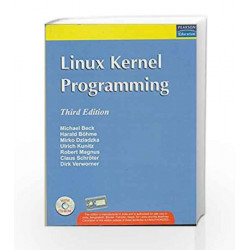 Linux Kernel Programming, 3e by BECK Book-9788177589566