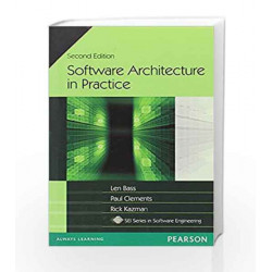 Software Architecture in Practice, 2e by BASS Book-9788177589962
