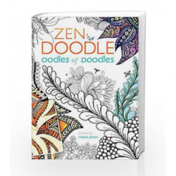 Zen Doodle Oodles of Doodles by Jenny ,Tonia Book-9781440336591