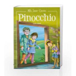 Pinocchio by Carlo Collodi Book-9788178263694