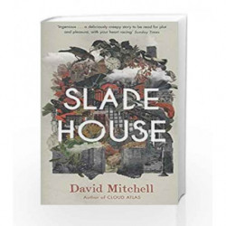 Slade House by David Mitchell Book-9781473626836