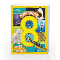 Awesome 8 by NATIONAL GEOGRAPHIC KIDS Book-9781426323379