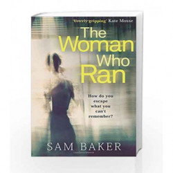The Woman Who Ran by Sam Baker Book-9780007464357