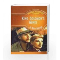 King Solomans Mines: Popular Illustrated Classics by Rider Haggard H Book-9788178263847