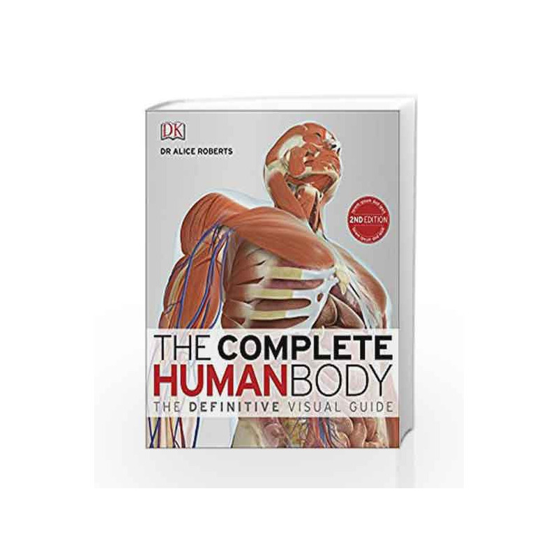The Complete Human Body (New Edition) by Alice Roberts-Buy Online ...
