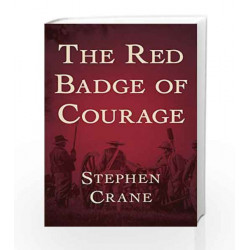 Red Badge Of Courage: Popular Illustrated Classics by Stephen Crane Book-9788178264219