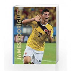 James Rodriguez (World Soccer Legends) by J?kulsson, Illugi Book-9780789212375
