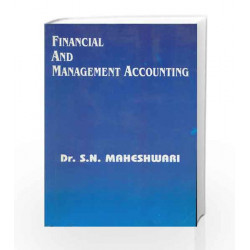 Financial and Management Accounting by S.N. Maheshwari Book-9788180545290