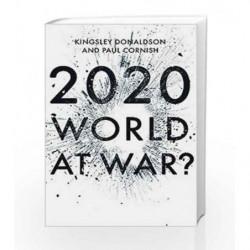 2020: World of War by Paul Cornish Book-9781473640337