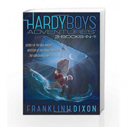 Hardy Boys Adventures 3-Books-in-1!: Secret of the Red Arrow