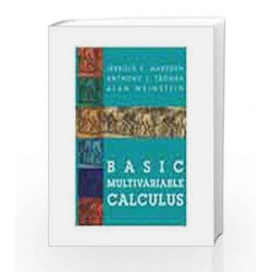 Basic Multivariable Calculus by  Book-9788181281869