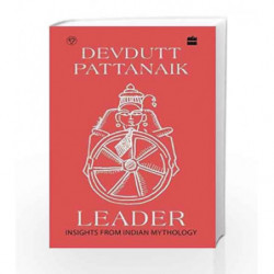 Leader: 50 Insights from Mythology by Devdutt Pattanaik Book-9789352644957