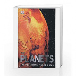 The Planets by DK Book-9780241292037