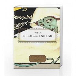 Poems of the Dead and Undead (Everyman's Library POCKET POETS) by Tony Barnstone Book-9781841597997