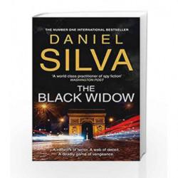 The Black Widow by Daniel Silva Book-9780008171346
