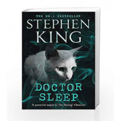 Doctor Sleep (Shining Book 2) by Stephen King Book-9781444761184