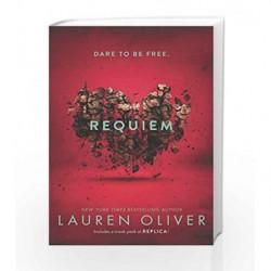 Requiem (Delirium Trilogy) by Lauren Oliver Book-9780062014542