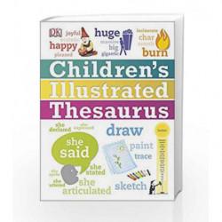 Children's Illustrated Thesaurus (Childrens Thesaurus) by DK Book-9780241286975