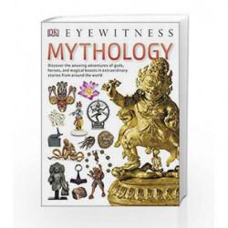 Eyewitness Mythology by DK Book-9780241297186