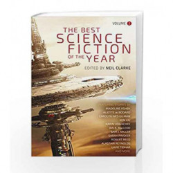2: The Best Science Fiction of the Year: Volume Two by Neil Clarke Book-9781597808965